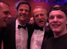 Mark Rutte, Gordon, Enzo Knol